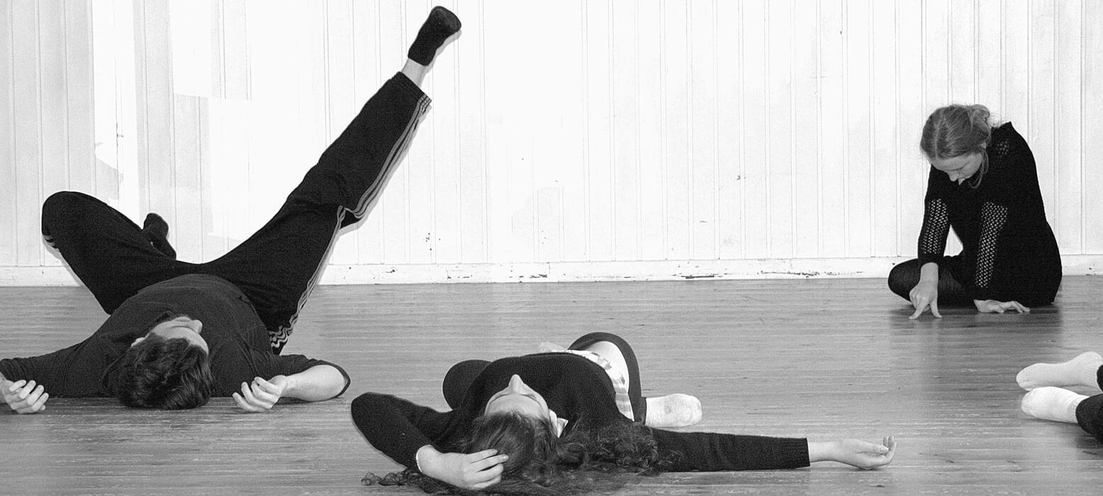 Basic movement Schauspielausbildung