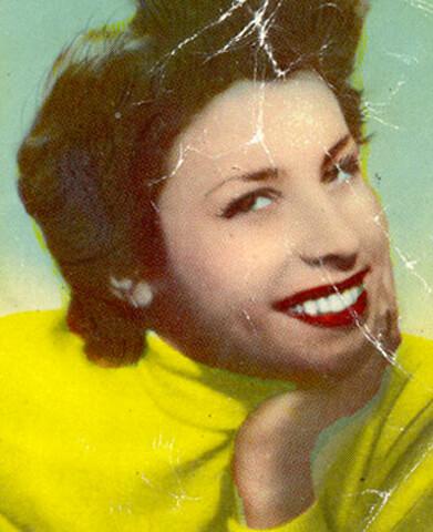 Doris Kirchner Portrait